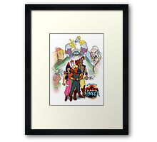Pirates of Dark Water  Framed Print