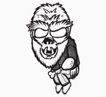 Wolf Guy One Piece - Short Sleeve