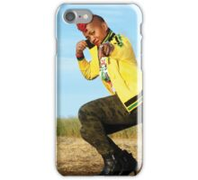Hip Hop rules iPhone Case/Skin