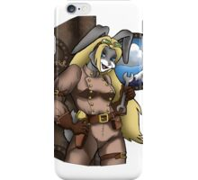 Steambunny iPhone Case/Skin
