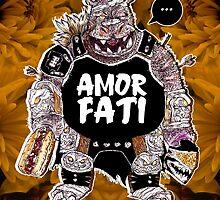 Armored Fatty by Zeph Zero