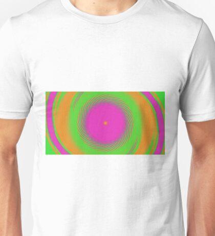 Swirly Unisex T-Shirt