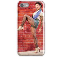 I am sexy and bold! iPhone Case/Skin