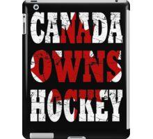 canada hockey iPad Case/Skin