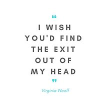Virginia Woolf quote by dictionaried