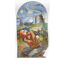 Vincent Van Gogh - The Effigy Poster