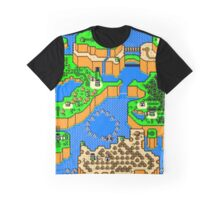 Dinosaur Land Graphic T-Shirt