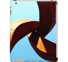 Looking up at the Sculpture iPad Case/Skin
