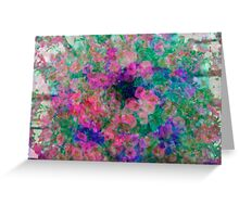 Floral Profusion Greeting Card