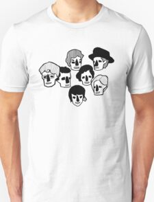 Skeleton Arcade Fire T-Shirt