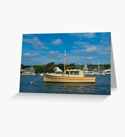Colorful Classic Greeting Card