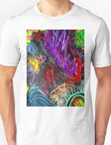 Chaos Colorized Unisex T-Shirt