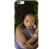 Loving my full figured body iPhone Case/Skin