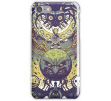 Legend of Zelda patterned art iPhone Case/Skin