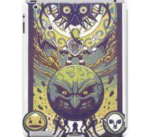 Legend of Zelda patterned art iPad Case/Skin
