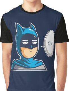 One Punch Vigilante Graphic T-Shirt
