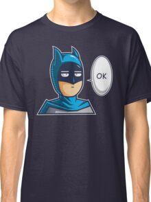 One Punch Vigilante Classic T-Shirt