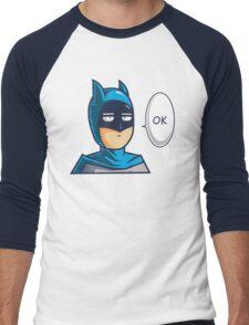 One Punch Vigilante Men's Baseball ¾ T-Shirt