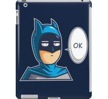 One Punch Vigilante iPad Case/Skin
