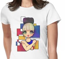 This is how we do Womens Fitted T-Shirt