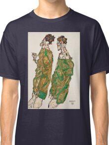 Egon Schiele - Devotion (1913)  Classic T-Shirt