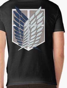 Survey Corps Mens V-Neck T-Shirt