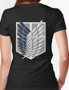 Survey Corps Womens Fitted T-Shirt