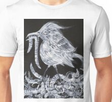 SPARROW AND WORMS Unisex T-Shirt