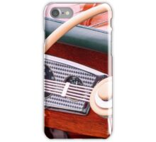 Varnish And Wood iPhone Case/Skin
