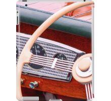 Varnish And Wood iPad Case/Skin