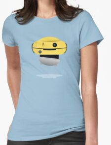 Weebo (Flubber) - Robin Williams  Womens Fitted T-Shirt