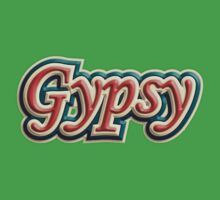 colorful gypsy Kids Tee