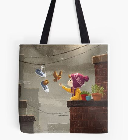 A Family Dinner Tote Bag
