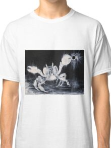 THE DAY THE CRAB FOUND THE LOST DIAMOND RING Classic T-Shirt
