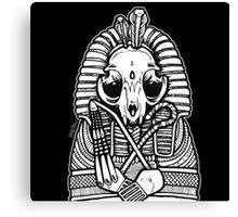 TutanCATmun Canvas Print