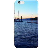 Relaxing on the Dock iPhone Case/Skin