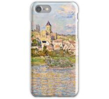 Claude Monet - Vetheuil (1879)  iPhone Case/Skin