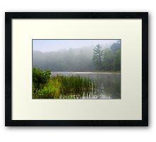 Tranquil Moments Landscape Framed Print