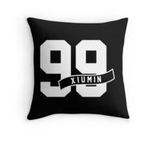 xiumin 99 Throw Pillow
