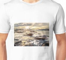 View from Mrs Macquaries Chair of Sydney Opera House Unisex T-Shirt