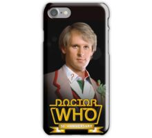 dr who  5 iPhone Case/Skin