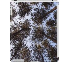 Tall Pine Perspective iPad Case/Skin