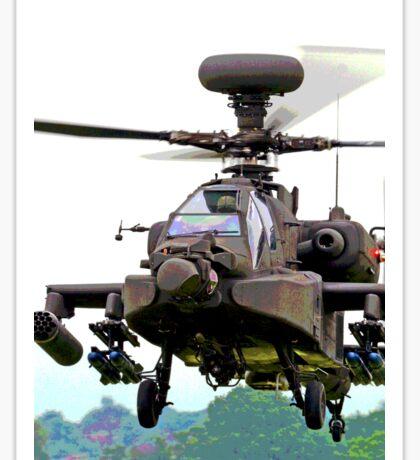 Apache 1 Sticker