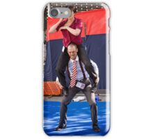 """A """"mobile"""" cell phone tower - Canberra Street Photography iPhone Case/Skin"""