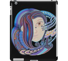 DMT space angel iPad Case/Skin