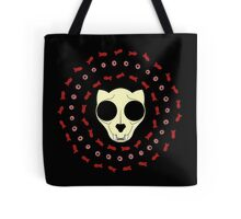 kitty Death 1 Tote Bag