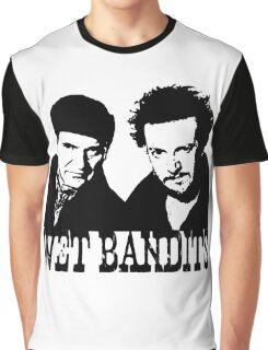 Home Alone Wet Bandits Graphic T-Shirt