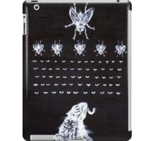 FLIES INVADERS iPad Case/Skin