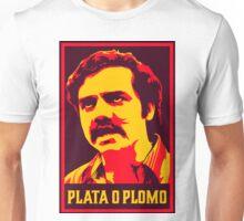 Narcos - Pablo Escobar - Plata O Plomo Unisex T-Shirt