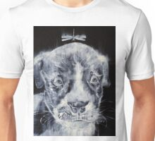 PIT BULL CUB AND DRAGONFLY Unisex T-Shirt